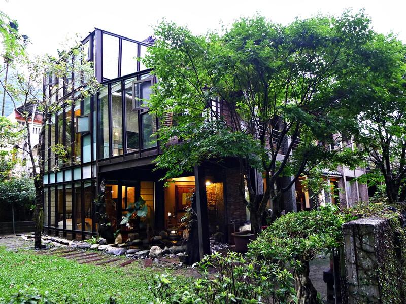 【好住不贵】让人心动不已的玻璃房民宿——花莲回音谷森林民宿图片